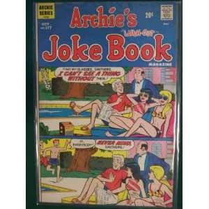 Archies Joke Book Comic (Cool Message, 177) John Goldwater Books