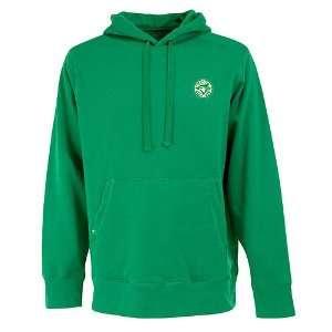 Toronto Blue Jays Kelly Green Signature Hooded Sweatshirt