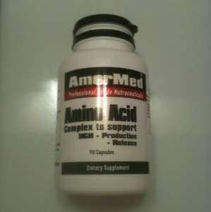 AMINO ACID COMPLEX Full Spectrum Amino Acid Formula