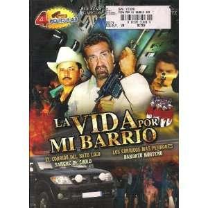 SANGRE DE CHOLO/LOS CORRIDOS MAS PERRONES/BANDAZO NORTENO Movies & TV