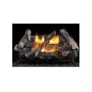 Firegear 24 inch Firefrost Vent Free Propane Gas Log Set