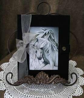 Unicorn Dreamkeeper Journal or Sketchbook Jessica Galbreth Angels Art