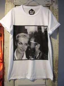 Eurythmics Annie Lennox New Wave 80s Pop T shirt XL