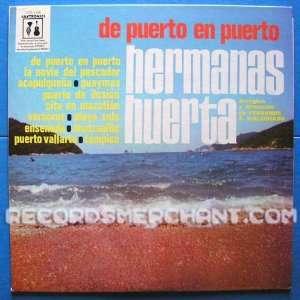 De Puerto En Puerto [Vinyl LP] Hermanas Huerta Music