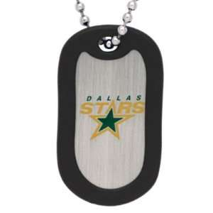 DALLAS STARS OFFICIAL LOGO NECKLACE: Sports & Outdoors