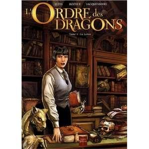 des dragons, Tome 1 : La Lance (9782302001060): Jean Luc Istin: Books