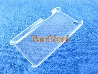 Plastic Skin Protector Cover Case For Apple iPod Touch iTouch 4 4G 4th