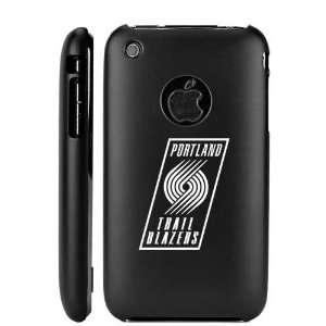 Apple iPhone 3G 3GS Black Aluminum Metal Case Portland