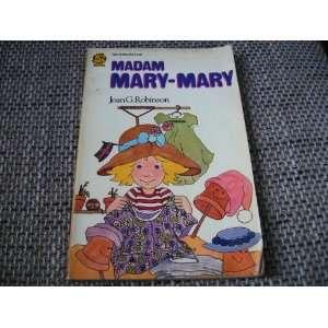 Mary Mary (Armada Lions S) (9780006706120): Joan G Robinson: Books
