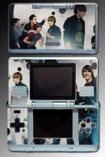 Big Time Rush BTR Band Making SKIN #2 for Nintendo DS