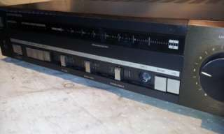 GRUNDIG V7200 STEREO INTEGRATED AMPLIFIER PLAYING WELL,