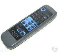 Kenwood RC 301 Mini System Remote Control RXD A3 FAST$4