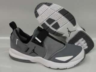 Nike Jordan Trunner 11 LX Grey White Sneakers Mens 11