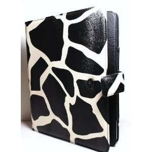 Print Design Apple Ipad Tablet Book Style Case Wifi 3G + Precut Screen