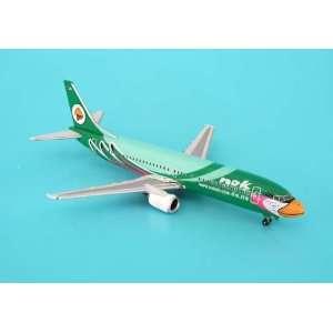 Phoenix Nok Air 737 800 1/400 Green REG#HS DDL Toys