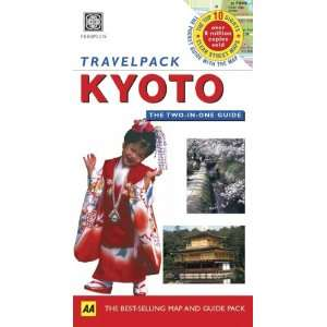 Travelpack Kyoto the Two in one Guide SASHA SMITH 9789625936710