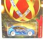 Hot Wheels Holiday Hot Rods Wal Mart Exclusive FORD FOCUS RS   BLUE
