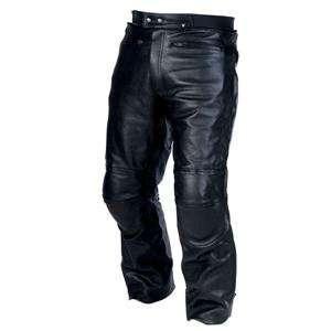 Tour Master Decker Leather Pants   2010   2X Large/Black