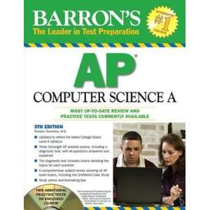 Barrons AP Computer Science A with CD ROM (Barrons the