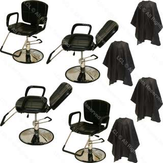 Barber Salon Money $aving 4 Chair Package