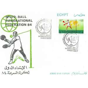 Egypt First Day Cover Extra Fine Condition 10th Anniversary