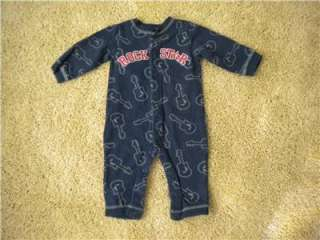 HUGE lot all Carters baby boy clothes size 9 months and 12 months
