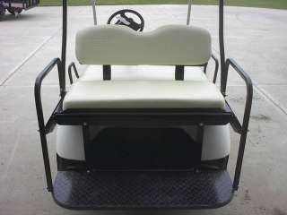 Golf Cart BACK FLIP FLOP Seat Kit REPLACEMENT COVERS