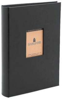 Tan Bonded Leather Photo Album by