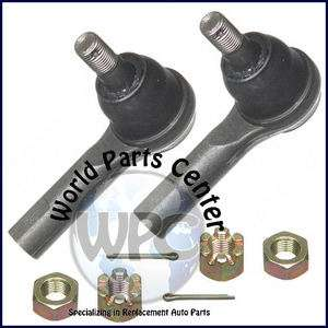 OUTER TIE ROD END LEFT AND RIGHT NEW LH RH PAIR