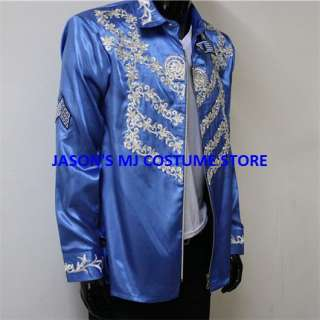 AMAZING MICHAEL JACKSON THIS IS IT SHIRT MJ COSTUME