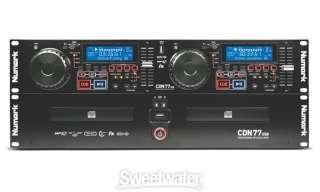 Numark CDN77 USB (Pro Dual Rack USB/CD/ Play)