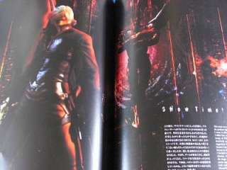 DEVIL MAY CRY 2 Sound DVD Book Dance With The Devil