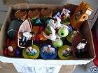 BIG LOT of 1990s McDonalds Premiums Toys Figures LOOK