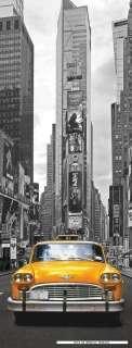 Ravensburger jigsaw puzzle 1000 pcs Panorama   New York Taxi 151196