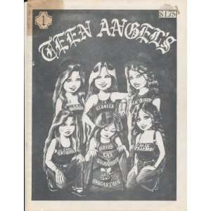 Teen Angels #1 Chicano Magazine Teen Angels Books