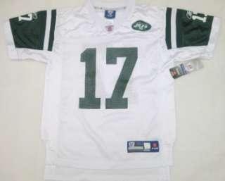 New York Jets Plaxico Burress Youth NFL Reebok Jersey W