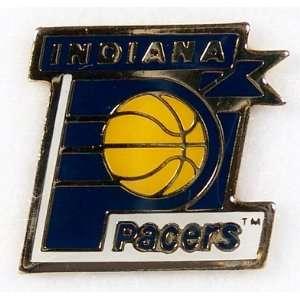 Indiana Pacers NBA Basketball Logo Collectors Pin Sports