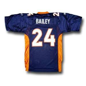 Champ Bailey #24 Denver Broncos NFL Replica Player Jersey (Team