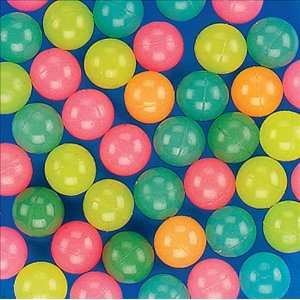 Glow In The Dark Colored Bouncy Balls Toys & Games