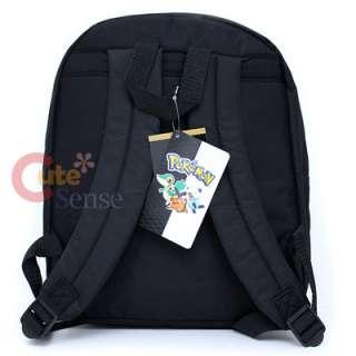 Pokemon Black & White School Backpack Medium Bag  14