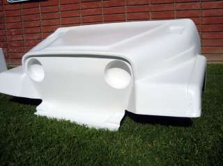 FRONT AND REAR BODY COWLS JEEP CUSTOM FOR CLUB CAR DS GOLF CART