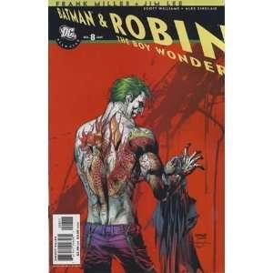 All Star Batman and Robin the Boy Wonder #8