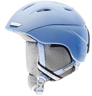Petal Blue Bistol Snowboard Ski Helmet Adult Mens Womens