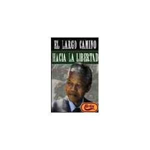 Hacia La Libertad Nelson Mandela 9788466312929  Books
