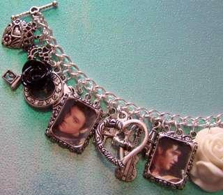 ELVIS PRESLEY**KING**CLASSIC** Charm Bracelet