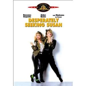 Desperately Seeking Susan: Rosanna Arquette, Madonna
