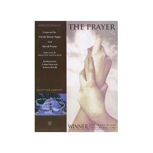 The Prayer Sheet Music Piano/Vocal/Guitar Sports