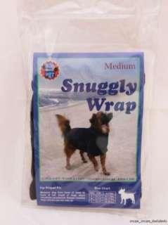 Wrap Fleece Dog Winter Coat Jacket Blanket Bow Wow Pet NEW