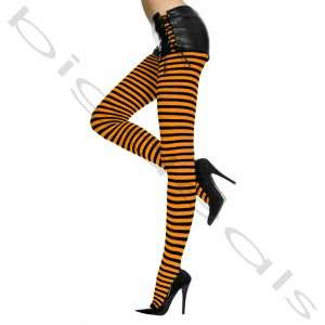 Sexy Footed Tights Stocking Legging Pantyhose Nylon Hi Halloween