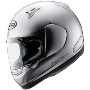 com Arai Profile Full Face Motorcycle Riding Race Helmet   Aluminium